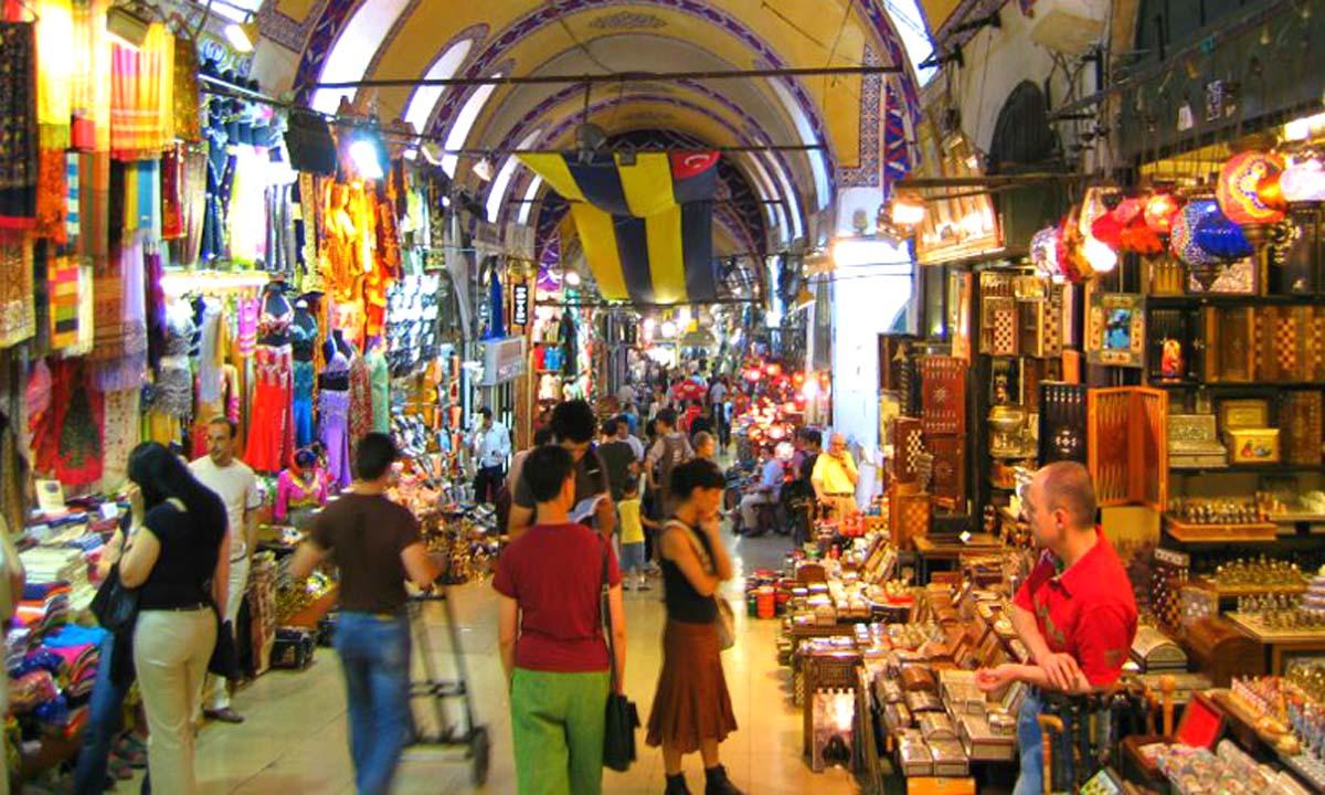 Image result for Kinari Bazaar, Agra
