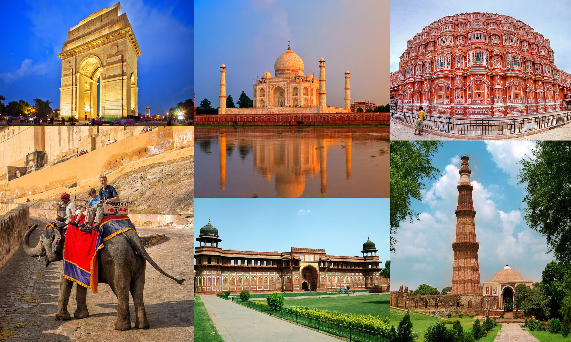 How to Choose the Perfect Route for First-Timers in India?